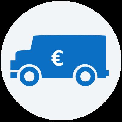 Varovan prevoz gotovine in vrednostnih pošiljk
